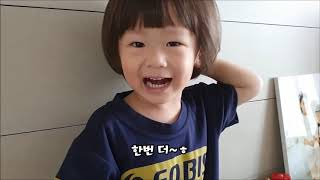 초등1학년 탁윤 충장축제 미술대회 참가~꽃할배 육아기5…