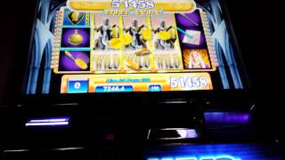 Black Knight Slot Machine - Huge Bonus at Max Bet ($7.50) and Handpay
