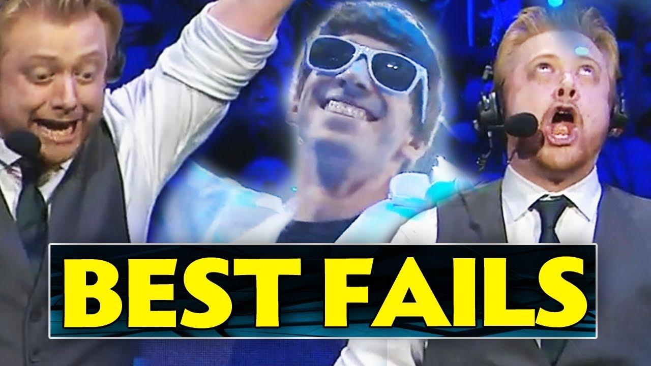 The BEST Fails of the International 7 - Dota 2