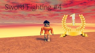Sword Fighting | Roblox (ty for 500 subs!)