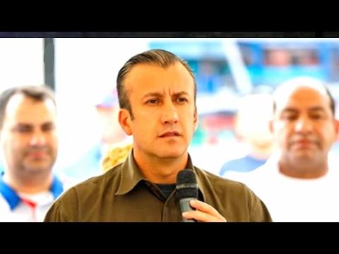 US blacklists Venezuelan vice president for drug trafficking