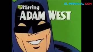 "Fallece Adam West, el ""Batman"" de los sesenta"