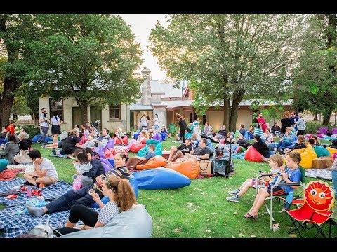 Stockland Waterlea Outdoor Cinema Event