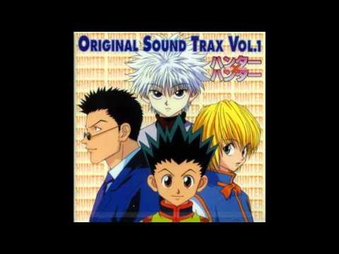 Hunter x Hunter OST 1 - Track 15  kaze no uta ~ hope and tears of island