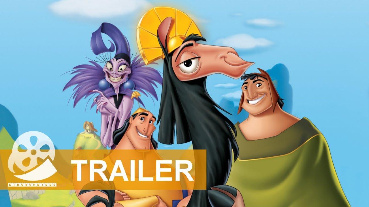 Ein Königreich Für Ein Lama Trailer