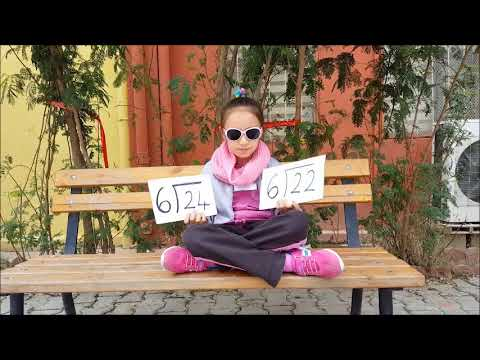 LONG DIVISION STYLE (GANGNAM STYLE PARODY)