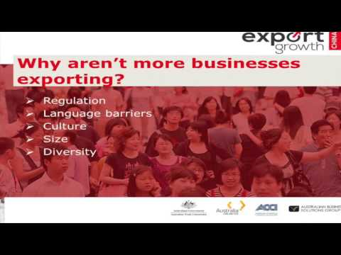 Australian Business Solutions Group Export Event Brisbane 3/3/2015