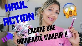 HAUL ACTION **Encore une nouveauté Makeup !! **