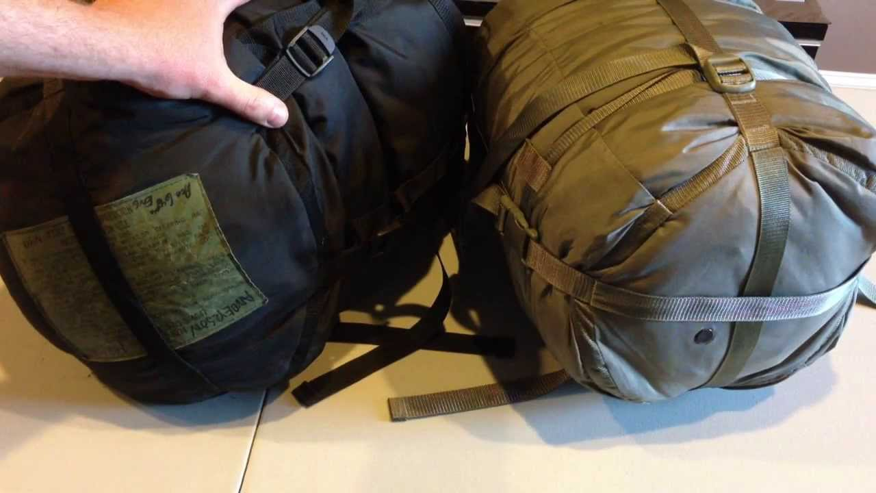 Us Military Modular Sleep System Youtube