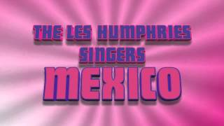 The Les Humphries Singers - Mexico (Vinyl 1972)
