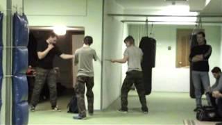 Ножевой бой С П А С  часть 11