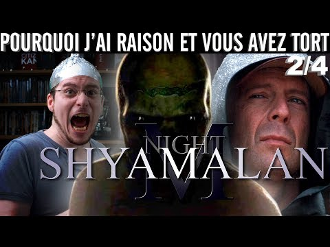 PJREVAT - M. Night Shyamalan: Unbreakanle and Signs (2/4)