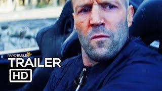 HOBBS & SHAW Super Bowl Trailer (2019) Dwayne Johnson, Fast & Furious 9 Movie HD