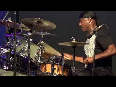 Sonny Emory Drum Solo // Live at the Crown 2015