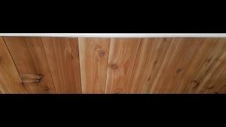 Wood Ceilings made easy!