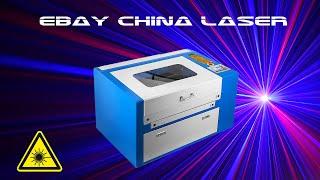 DIY mit Ebay China Lasercutter 50W? [Deutsch]