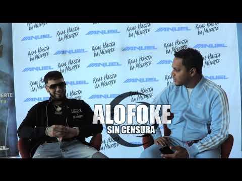 """Histórico """"Alofoke Sin Censura"""" con Anuel AA (Declaraciones Exclusivas)"""