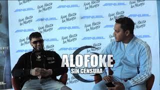 """Histórico """"Alofoke Sin Censura"""" con Anuel AA (Declaraciones Exclusivas) thumbnail"""