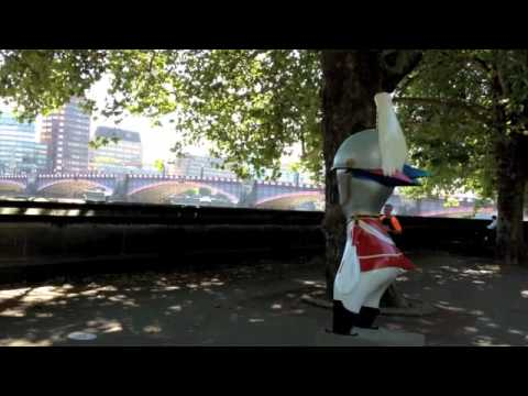 Darlington Lamont's Alternative Guide to London (part 1)