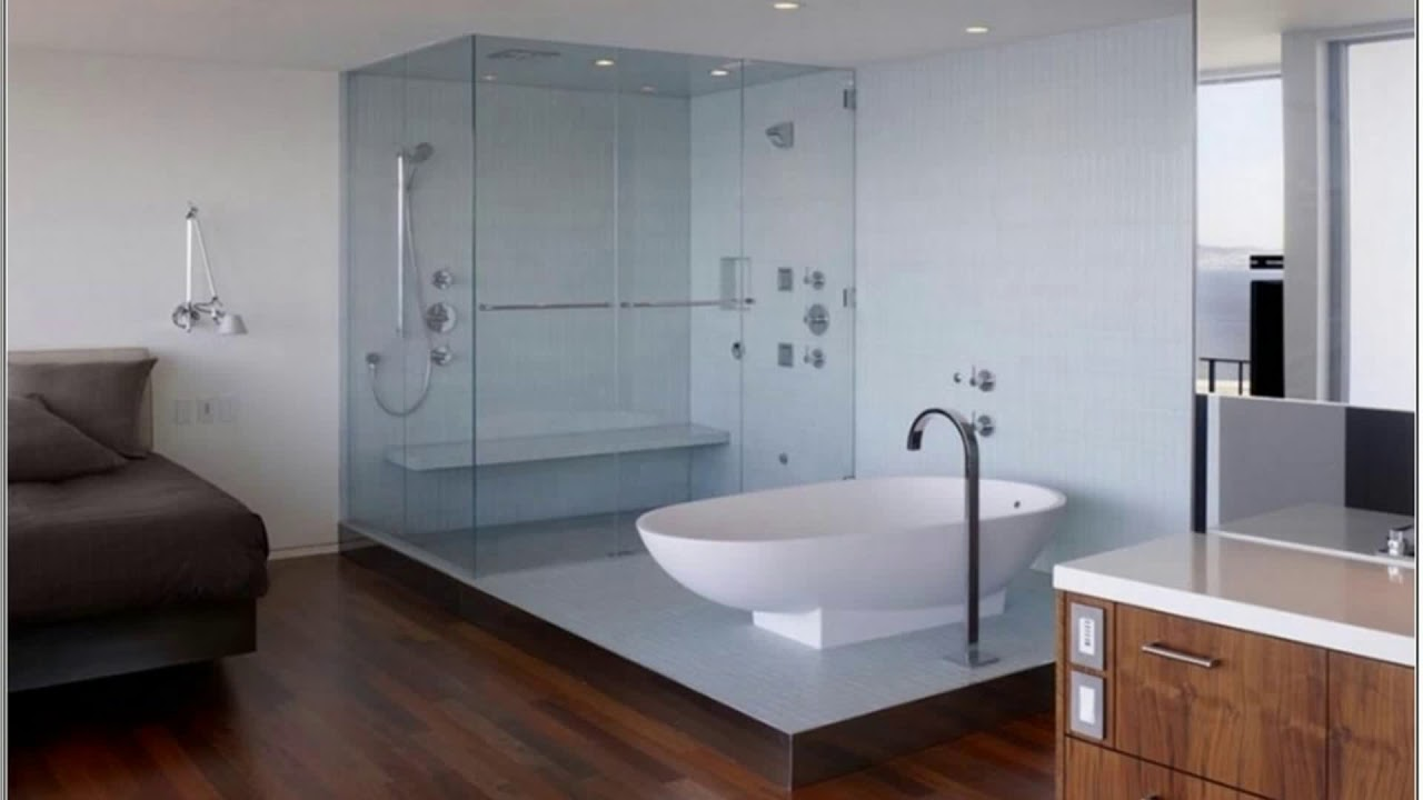 Top 40 Small Bathroom With Separate Bath And Shower
