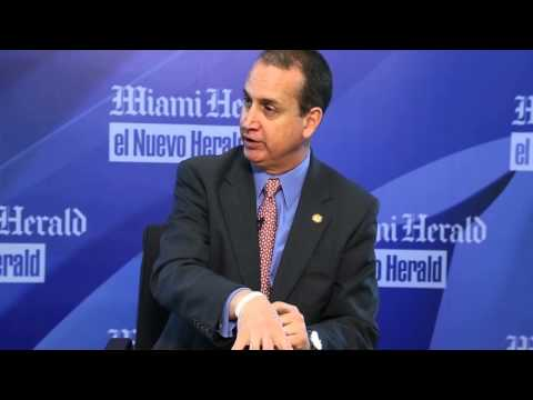 Rep. Mario Diaz-Balart talks immigration, normalizing relations with Cuba