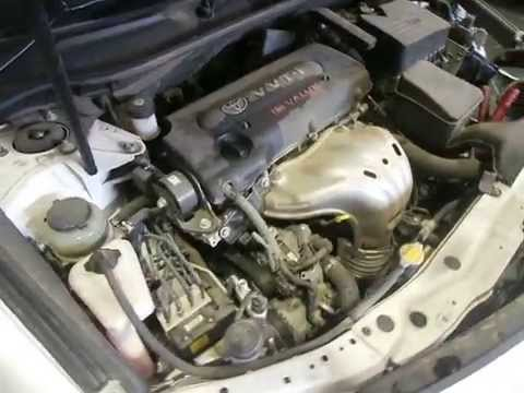 WRECKING 2007 TOYOTA CAMRY ENGINE 24 AUTOMATIC (J14494