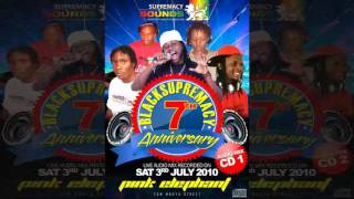 Supremacy Sounds - 7th Anniversary Live At Pink Elephant (Reggae Dancehall Sound System 2010) CD1