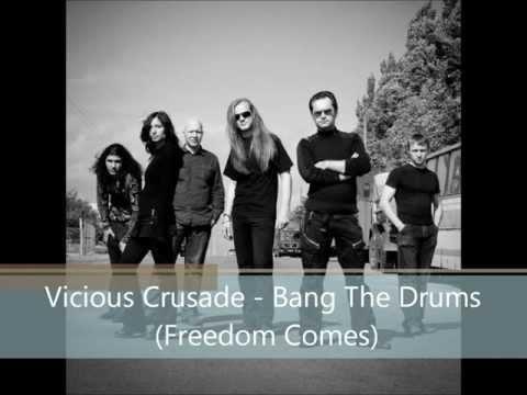 Клип Vicious Crusade - Bang The Drum