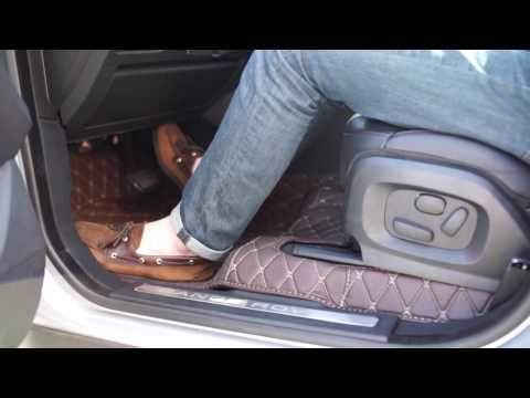 AutoPreme: Reinvent Your Floor Mats!