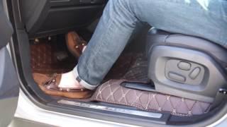 AutoPreme: Reinvent Your Floor Mats!