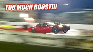 FREEDOM TUNE: ACTIVATED - Ruby's First Power Wheelie Ends With a MESS!!!
