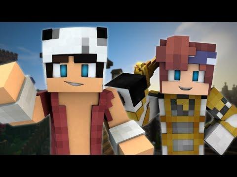 FLIRTING | Minecraft THE SEVEN DEADLY SINS  | EP 1 (SEVEN DEADLY SINS Minecraft Roleplay)