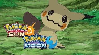 Pokemon S&M: 3, 4 - Mimikyu