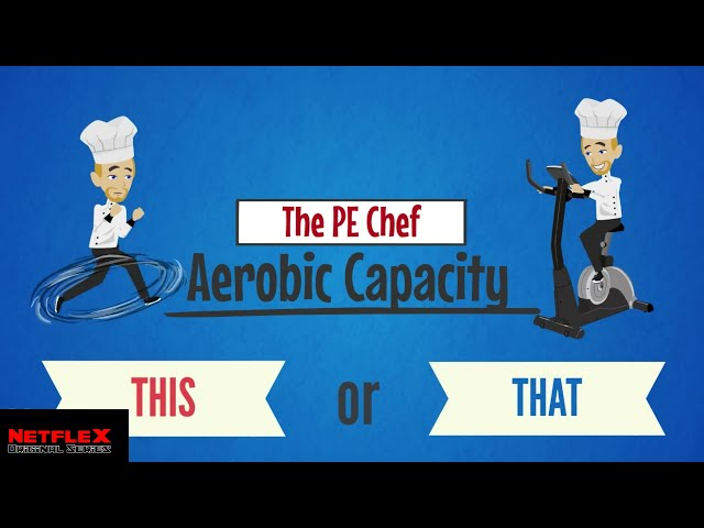 PE Chef: Aerobic Capacity THIS or THAT (5 Components of Fitness) Active Knowledge Check