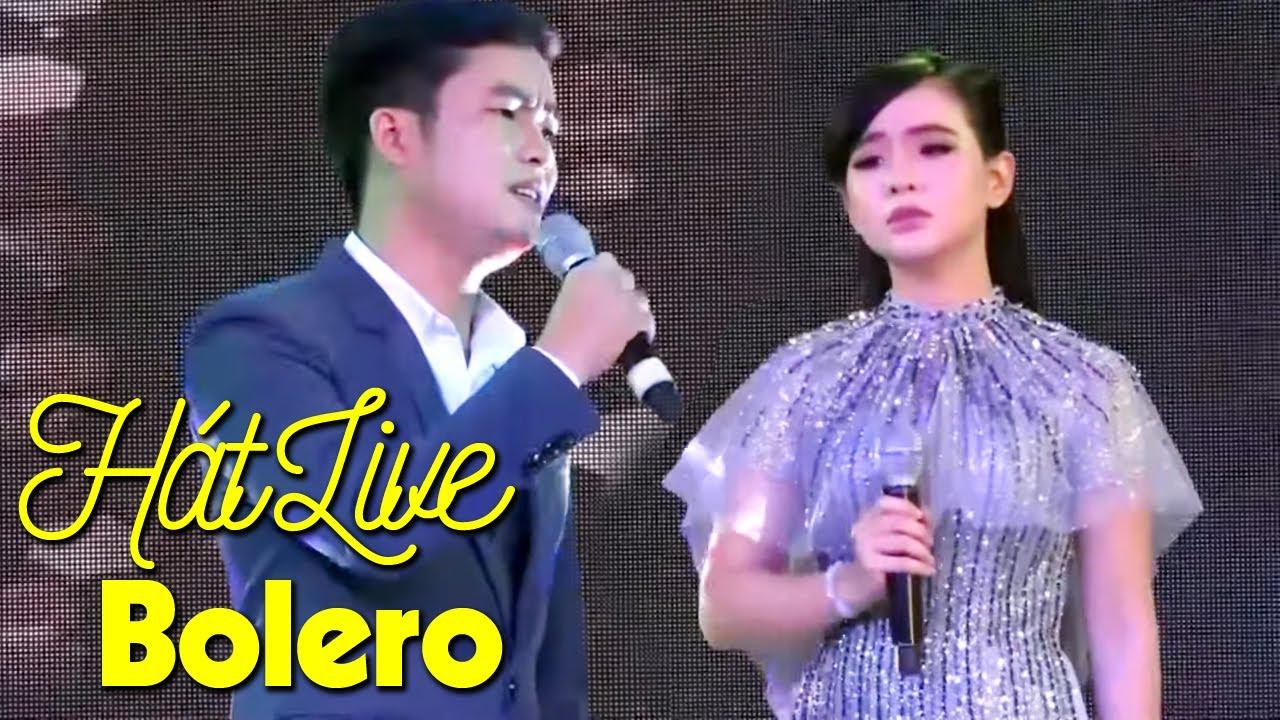 Vì Lỡ Thương Nhau - Quỳnh Trang & Thiên Quang | Hát Live Bolero Hay Như Rót Mật Vào Tai