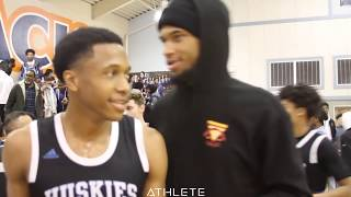 Gambar cover Overrated Chants Spark A Blowout! Marcus Bagley Has A DunkFest (FT MARVIN)