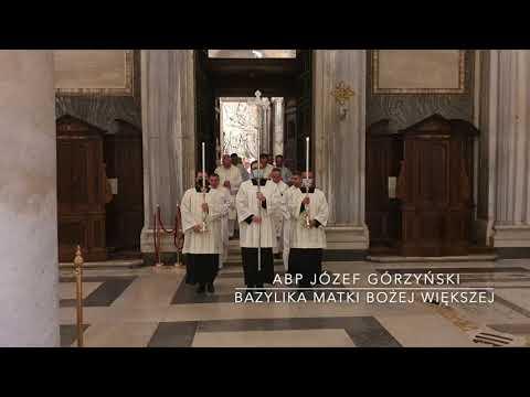 Abp Górzyński: Matka Boża - Ta, która ocala Swój lud [6.10.2021]