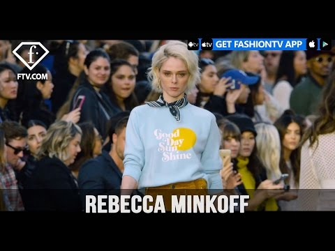 New York Fashion Week Fall/Winter 2017-18 – Rebecca Minkoff | FashionTV