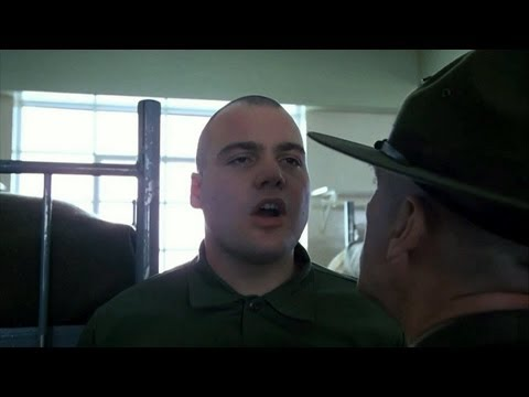 Full Metal Jacket Private Pyle  part 1 of 3