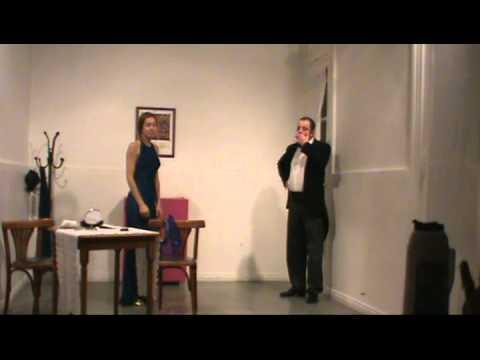 Plaza Suite 2011 (ensayo con vestuario)