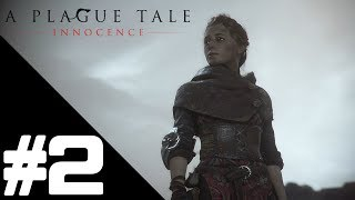 A Plague Tale: Innocence Walkthrough Gameplay Part 2 – PS4 1080p Full HD No Commentary
