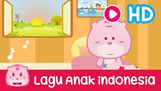 Lagu Anak Indonesia - Bangun Tidur ku terus Mandi