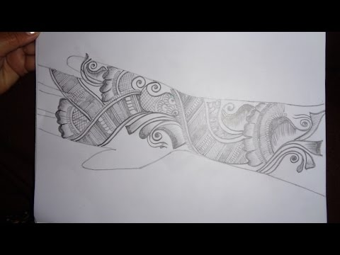 Best Mehndi Designs For Hands Learn Step By Step YouTube