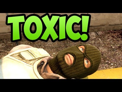 FROM COOL TO TOXIC IN ONE GAME - Not All CSGO Games Are Pretty