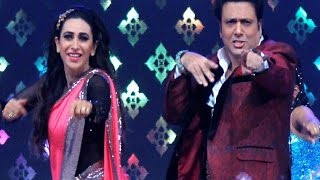 DID Super Moms 2015 Finale - Govinda And Karishma Kapoor Dance Together