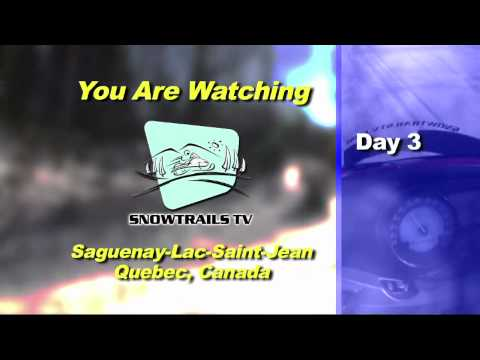 Saguenay-Lac Saint Jean- Charlevoix on SnowTrails TV