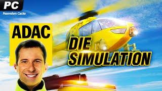 ADAC - DIE SIMULATION [001] - Da fehlt BENZIN, Du Spacko!!