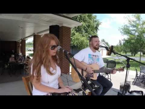 "Dean Heckel & Holly Jackson covering ""Wake Me Up"" by Avicii"