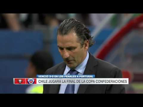 RESUMEN | Chile vs Portugal | Copa CONFEDERACIONES 2017 | SEMIFINAL