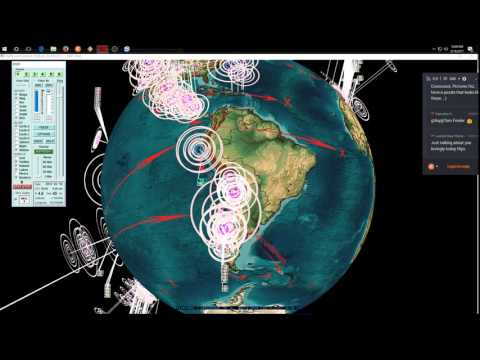 2/16/2017 -- Nightly Earthquake Update + Forecast -- Dominican Republic, Ecuador hit as expected